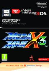 Mega Man X3 (3DS DIGITAL)