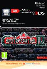 Super Castlevania IV (NEW 3DS) DIGTAL