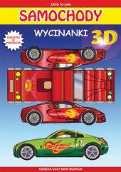 Samochody Wycinanki 3D