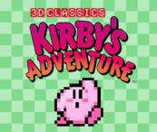 3D Classic Kirby's Adventure (3DS DIGITAL)