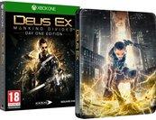 Deus Ex: Rozłam Ludzkości Steelbook Edition (XOne) PL