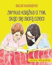 Zwykła książka o tym, skąd się biorą dzieci