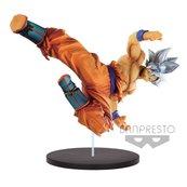 Dragonball Super Son Goku Fes Figure Son Goku Ultra Instinct 20 cm Banpresto (Figurka)