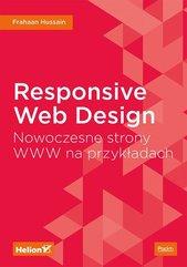 Responsive Web Design Nowoczesne strony WWW na przykładach