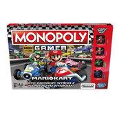 Monopoly Gamer Mariokart + Figurka GAMER MARIOKART POWER PACK(Gra Planszowa)