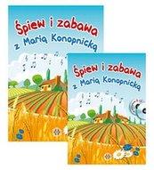 Śpiew i zabawa z Marią Konopnicką CD