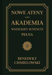 Nowe Ateny, albo Akademia wszelkiey scyencyi pełna Tom 2