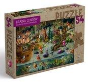 Puzzle Kraina Czarów 54