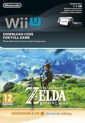 The Legend of Zelda: Breath of the Wild (WiiU) DIGITAL