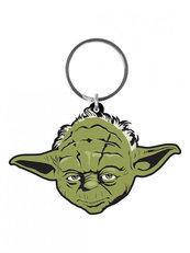 Gumowy brelok Yoda 6cm