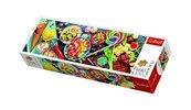 Puzzle 1000 Panorama Słodkie przysmaki