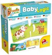 Puzzle Carotina baby Logic Mamy i ich dzieci
