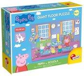 Puzzle podłogowe gigant Świnka Peppa