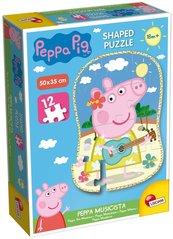 Puzzle Świnka Peppa Muzykantka 12