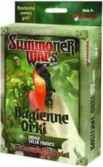 Summoner Wars: Bagienne Orki - Druga Talia (Gra Karciana)