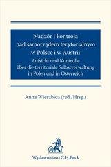 Nadzór i kontrola nad samorządem terytorialnym w Polsce i Austrii