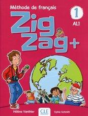 Zig Zag+ 1 A1.1 Podręcznik + CD