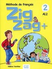 Zig Zag+ 2 A1.2 Podręcznik + CD