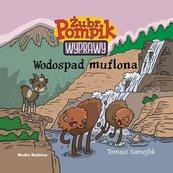 Żubr Pompik Wyprawy Wodospad muflona