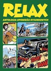 Relax Antologia opowieści rysunkowych Tom 3