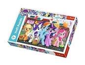 Puzzle My Little Pony Kucyki na zakupach 160