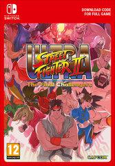 ULTRA STREET FIGHTER II: The Final Challengers (Switch) DIGITAL