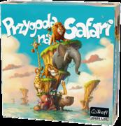 Przygoda na safari (Gra Rodzinna)