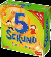 5 Sekund Junior: Edycja specjalna (Gra Planszowa)