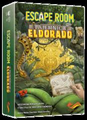Escape Room: Tajemnica Eldorado (Gra Karciana)