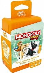 Monopoly Shufle: Junior (Gra Rodzinna)