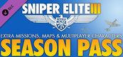 Sniper Elite 3: Afrika Season Pass (PC) klucz Steam