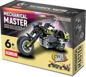 Klocki konstrukcyjne Gearblox Motocykl Mechanical Master