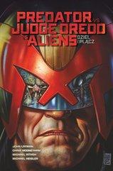 Predator vs Judge Dredd vs Aliens Tom 1