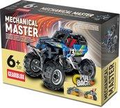 Klocki konstrukcyjne Gearblox Mechanical Master Pojazd Terenowy