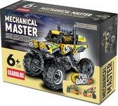 Klocki konstrukcyjne Gearblox Pojazd terenowy Mechanical Master