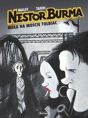 Nestor Burma Tom 1 Mgła na moście Tolbiac