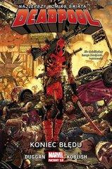 Deadpool Tom 2 Koniec błędu