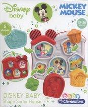 Domek kształtów Disney