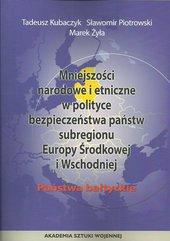 Mniejszości narodowe i etniczne w polityce bezpieczeństwa państwa