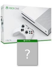 Konsola Xbox One S 1TB + gra-niespodzianka (Xone)