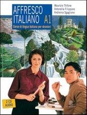 Affresco italiano A1 Podręcznik + 2 CD