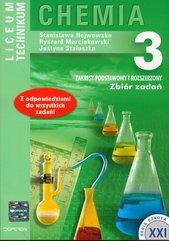 Chemia 3 Zbiór zadań Zakres podstawowy i rozszerzony
