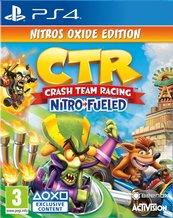 Crash Team Racing Nitro-Fueled Nitros Oxide Edition (PS4) + BONUS!