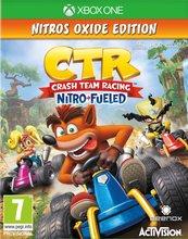 Crash Team Racing Nitro-Fueled Nitros Oxide Edition (XOne) + BONUS!