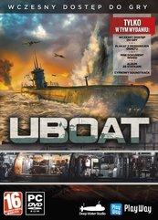 UBOAT - Wczesny dostęp (PC)