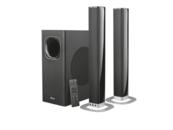 SOUNDBAR TRUST LINO XL 100W RMS 2.1 CZARNE BLUETOOTH