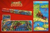 Podkład Adventure Piraci i Wyspa Skarbów