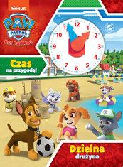 Psi Patrol Czas na przygodę Dzielna drużyna