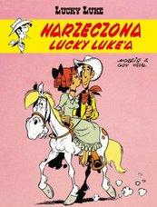 Lucky Luke Narzeczona Lucky Luke'a