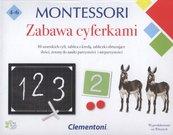 Montessori Zabawa cyferkami